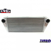 [Intercooler TurboWorks 700x300x102mm backward]