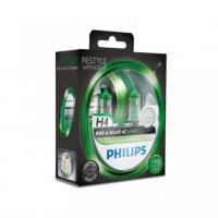 [Autožiarovky PHILIPS H4 ColorVision Green]