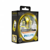 [Autožiarovky PHILIPS H4 ColorVision Yellow]