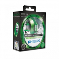 [Autožiarovky PHILIPS H7 ColorVision Green]