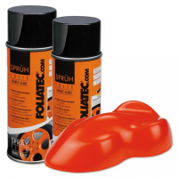 [FOLIATEC Guma v spreji - ORANGE GLOSSY]