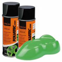[FOLIATEC Guma v spreji - POWER-GREEN GLOSSY]