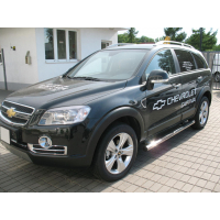 [Nerezové bočné rámy Opel Antara  [2006--->]]