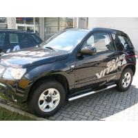 [Nerezové bočné rámy Suzuki Grand Vitara 3d  [2005--->]]