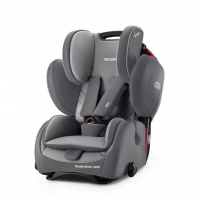 [RECARO Young Sport HERO - Aluminium Grey]