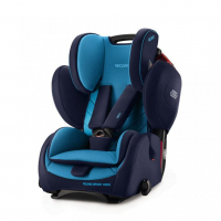 [RECARO Young Sport HERO - Xenon Blue]