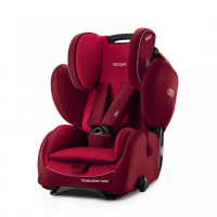 [RECARO Young Sport HERO - Indy Red]