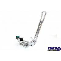 [Ručná brzda TurboWorks Professional Race Silver]