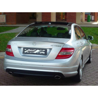 [Zadný spojler (krídlo) Mercedes C W204 08-13]