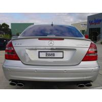 [Zadný spojler (krídlo) Mercedes E W211 07-09]