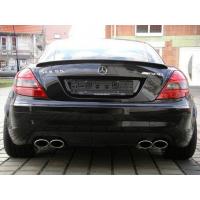 [Zadný spojler (krídlo) Mercedes SLK R171 04-10]