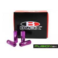 [Sada matíc BLOX (repliky) M12x1,5 PURPUROVÁ 60mm - 20ks]