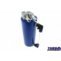 [Oil catch tank - TurboWorks BLUE]