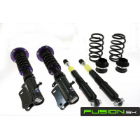 [Coilovers Street D2 Racing Ford Mustang 11-14]