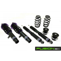 [Coilovers Street D2 Racing VW Golf V 4-motion fi55]