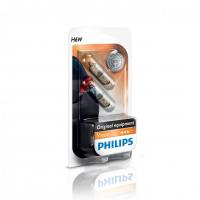 [Žiarovka PHILIPS do parkovačky pre BMW X5 (E53) r.v.: 2003- (H6W)]