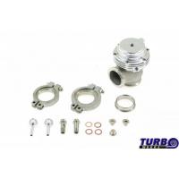 [38mm vonkajšie Wastegate TurboWorks 1,0 Bar Silver V-band]