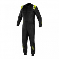 [Kombinéza Alpinestars KMX-9 - BLACK ANTHRACITE YELLOW FLUO]