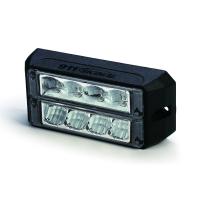 [PROFI DUAL výstražné LED svetlo vonkajšie, 12-24V, modrej, ECE R65]