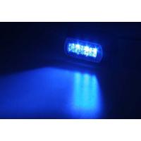 [Profi Výstražné LED Svetlo Exterierové, 12-24V, ECE R65, Modrý]