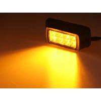 [PROFI výstražné LED svetlo Exterierové, 12-24V, ECE R65, Oranžový]