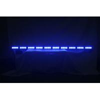 [LED Svetelná Rampa Vodeodolná 1200mm (Ip66) 12-24V, 40x LED 1W, Modrá]