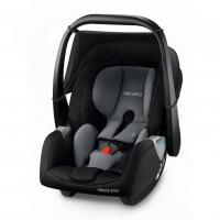 [Recaro PRIVIA Evo - Carbon Black]