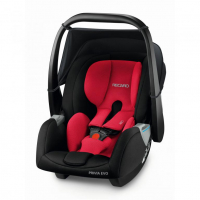 [Recaro PRIVIA Evo - Racing Red]