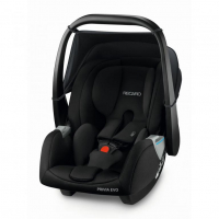 [Recaro PRIVIA Evo - Performance Black]