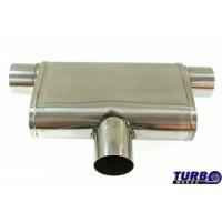 """[Centrálny tlmič Zadný TurboWorks LT Center 304SS (2,5"""") Zadný (2,5"""")]"""