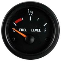 [CLOCK AUTO GAGE TRUCK GAUGE 52 mm - Ukazovateľ hladiny paliva 240-33 OHM]