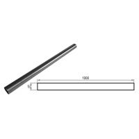 [Nerezová rúra nerozšírená d1= 60,5mm Dĺžka: 1000mm]