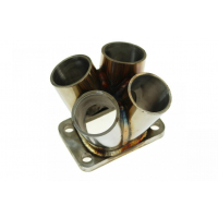 [Exhaust manifold flange 4-1 connector 4-1 T3]