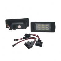 [LED osvetlenie ŠPZ do vozidla Audi A4 2008->, 2010->, Q5 2008->]