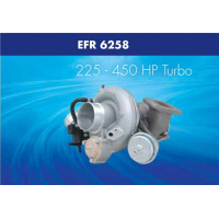 [Borg Warner turbodúchadlo EDF-6258]