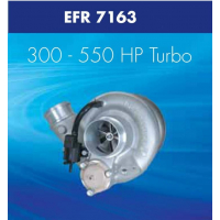 [Borg Warner turbodúchadlo EDF-7163]
