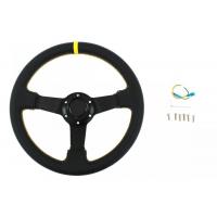 [Eco volant 310mm Offset: 71 mm imitácia čierna]