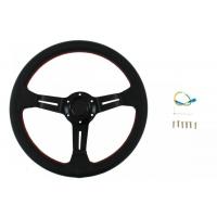 [Eco volant 320mm Offset: 59 mm imitácia čierna]