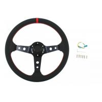 [Eco volant 350mm Offset: 71 mm imitácia čierna]