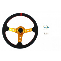 [Eco volant 350mm Offset: 71mm Gold Skin]