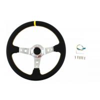 [Posun Eco volantu 350 mm: 97 mm Silver Skin]
