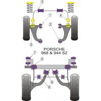 [Silentbloky Powerflex na Porsche 964 (1989 - 1994)]