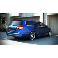 [Spojler zadného nárazníka VW Passat B6 (R-link Look)]