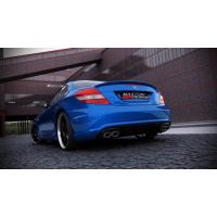 [Zadný nárazník Mercedes SLK R171 (R172 SLK AMG Look)]