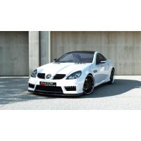 [KIT + splitter Predný nárazník Mercedes SLK R171 AMG172 Look]
