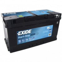 [Autobatéria EXIDE AGM ALPINA B10 (E39) 4.8 V8, ( 12.1996  --->  05.2004 )]