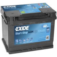 [Autobatéria EXIDE AGM AUDI A3 (8P1) 1.4 TFSI, ( 09.2007  --->  08.2012 )]
