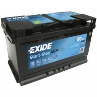 [Autobatéria EXIDE AGM AUDI A4 AVANT (8K5, B8) 2.0 TDI, ( 05.2013  --->  )]