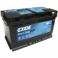 [Autobatéria EXIDE AGM AUDI A4 AVANT (8K5, B8) 2.0 TDI quattro (110/140kW), ( 05.2013  --->  )]