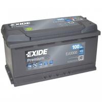 [Autobatéria EXIDE PREMIUM MERCEDES-BENZ SPRINTER 4 ; 6-T (906) 419 CDI, ( 03.2009  --->  )]
